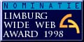 Limburg Wide Web Award Nominatie